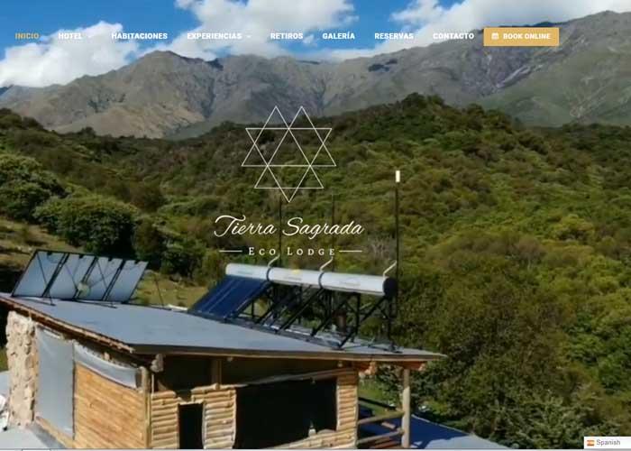 TierraSagrada.com.ar | Hotel